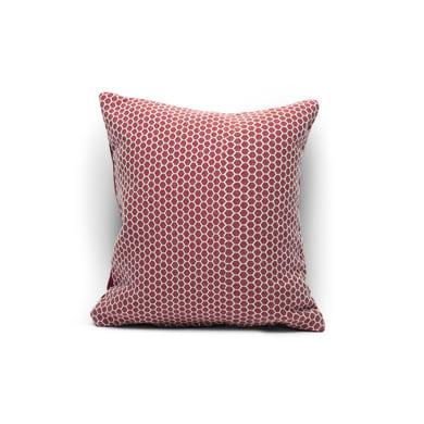 Fodera per cuscino NIDOAPE rosso 40x40 cm