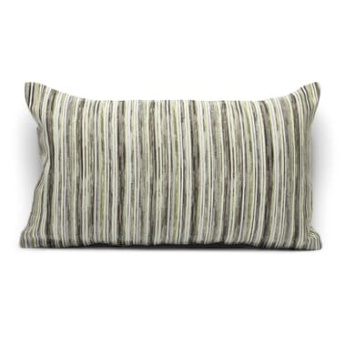 Fodera per cuscino Raya verde 50x30 cm