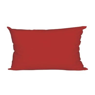 Fodera per cuscino Colorama rosso 50x30 cm