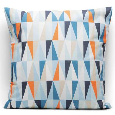 Fodera per cuscino Stoccolma multicolor 40x40 cm