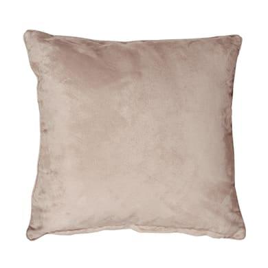 Fodera per cuscino Suedine tortora 40x40 cm