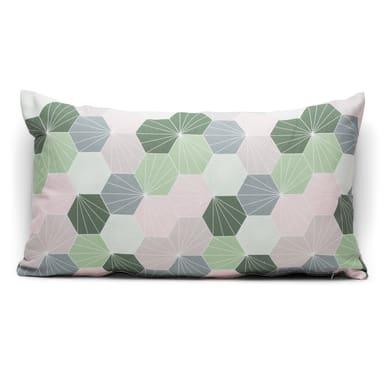 Fodera per cuscino Sweden verde 50x30 cm