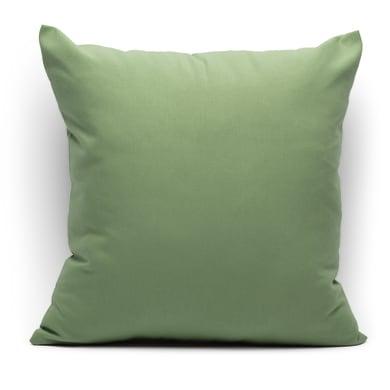 Fodera per cuscino Colorama verde 40x40 cm