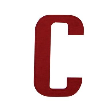 Lettera C adesivo, 15 x 10 cm
