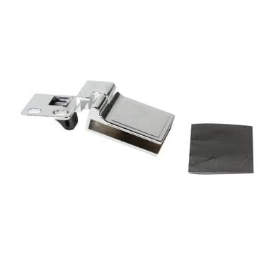 Cerniera L 30 x H 43 mm, Ø 7 mm,ferro