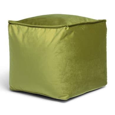 Pouf Viki verde 45 x 45cm