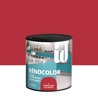 Vernice Renocolor pimento 0.45 L rosso