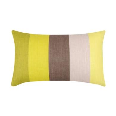 Cuscino grande Pronto multicolore 50x30 cm