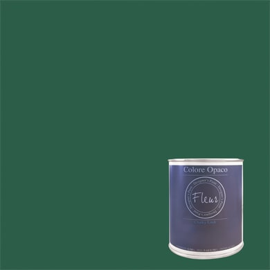 Pittura murale FLEUR 0.75 L the green queen