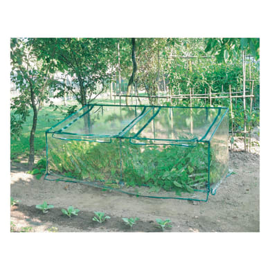 Serra da giardino VERDEMAX Primizia H 70 cm, L 180 x P 92 cm