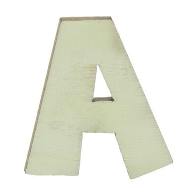 Lettera in legno
