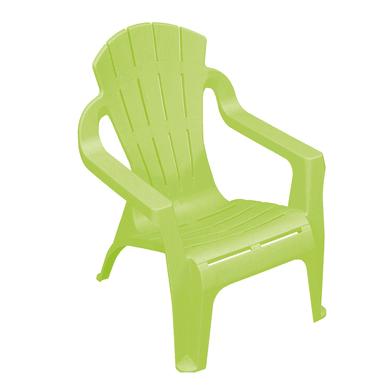 Sedia Mini selva per bambini colore verde lime