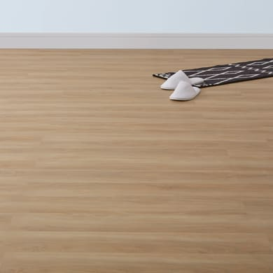 Pavimento pvc flottante clic+ Natural Sp 4.2 mm marrone
