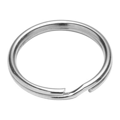 Anello spaccato in acciaio Ø 18 mm 6 pezzi
