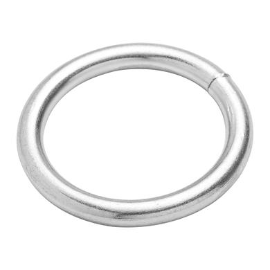 Anello saldato in acciaio Ø 43 mm 2 pezzi