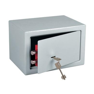 Cassaforte a chiave a mobile da fissare L28 x P20 x H18 cm