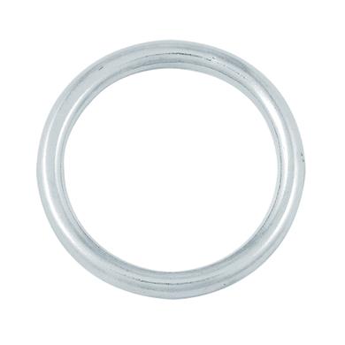 Anello in acciaio Ø 4x25 mm mm 4 pezzi