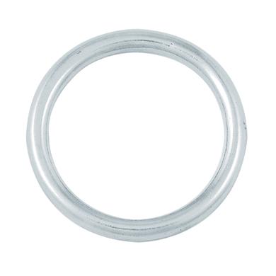 Anello in acciaio Ø 5x30 mm mm 2 pezzi