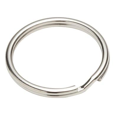 Anello spaccato in acciaio Ø 26 mm 3 pezzi