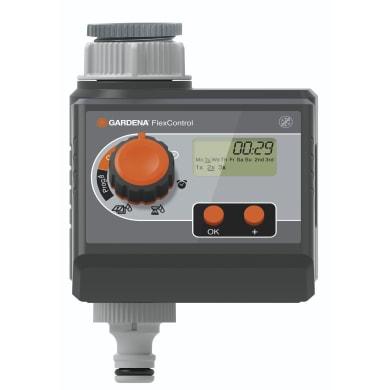 Programmatore da rubinetto a batteria GARDENA Flex Control 1 via