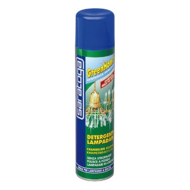 Pulitore spray SARATOGA GreenHome detergente lampadari 0.4 L