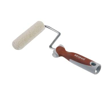 Minirullo per legno NESPOLI Teflon Maxi Pro 60 mm