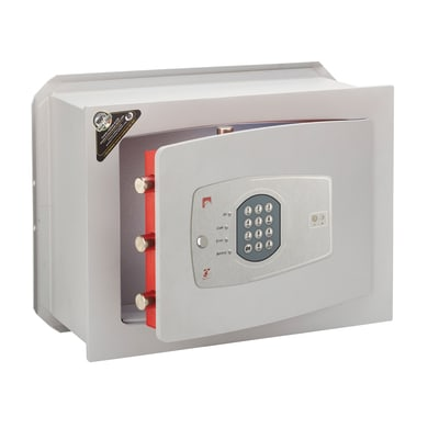 Cassaforte con codice elettronico TECHNOMAX NT/5AT da murare 46 x 34 x 20 cm