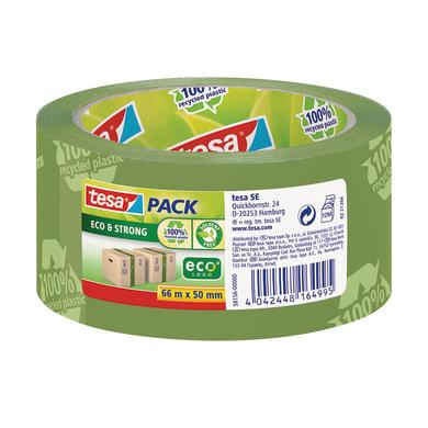 Nastro per imballaggio TESA Eco & strong L 0.05 m x P 50 mm