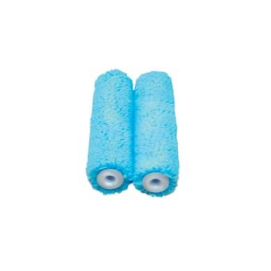 Ricarica mini rullo per superfici lisce NESPOLI Teflon Maxi Pro 110 mm