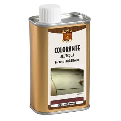 Colorante liquido GUBRA 250 ml mogano medio