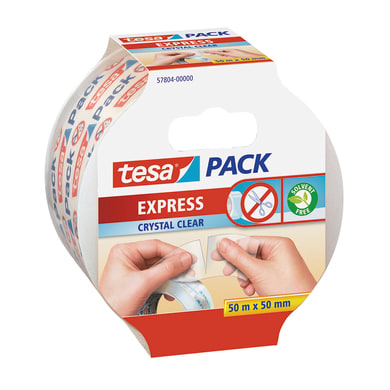 Nastro Pack express L 0.055 m x P 55 mm