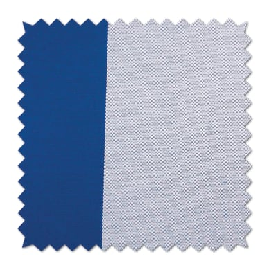 Tenda Caracas blu occhielli 140 x 300 cm