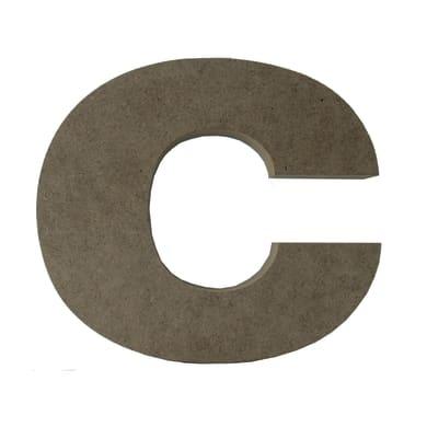 Scritta C 17x15 cm