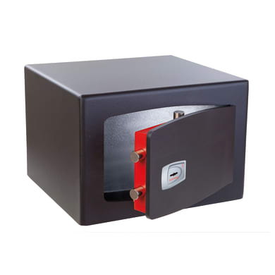 Cassaforte a chiave TECHNOMAX NMK/4 da fissare L40 x P35 x H28 cm