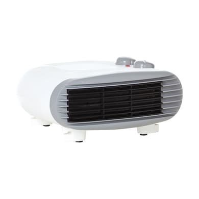 Termoventilatore elettrico EQUATION Flex 2 bianco 2000 W