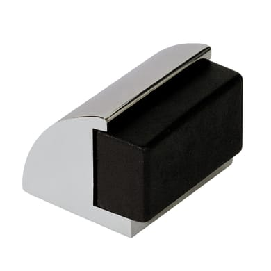 Fermaporta da fissare a terra 2-315.63 in alluminio