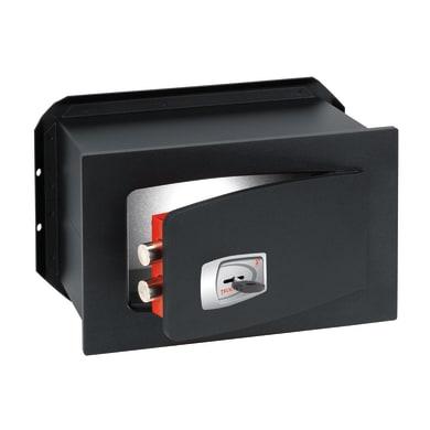 Cassaforte a chiave TECHNOMAX NK/3B da murare L34 x P15 x H21 cm