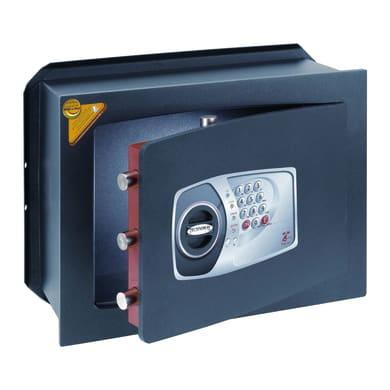 Cassaforte con codice elettronico TECHNOMAX NT/5 da murare 46 x 34 x 20 cm