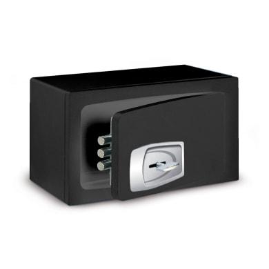 Cassaforte a chiave TECHNOMAX NB/0 da mobile con fissaggio L22 x P12 x H13 cm