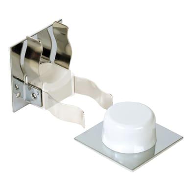 Fermaporta REI 2-389.01 in plastica 2 pezzi