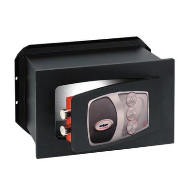 Cassaforte a combinazione meccanica TECHNOMAX da murare L34 x P20 x H21 cm