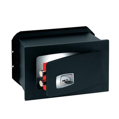 Cassaforte a chiave TECHNOMAX NK/3 da murare L34 x P20 x H21 cm