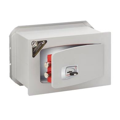 Cassaforte a chiave TECHNOMAX NK/3AT da murare L34 x P20 x H21 cm