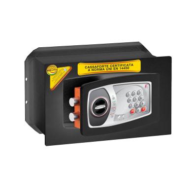 Cassaforte con codice elettronico TECHNOMAX NT/3 da murare L 34 x P 20 x H 21 cm