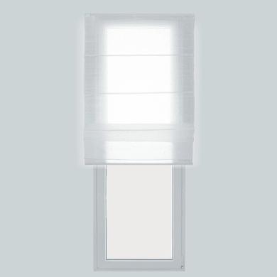 Tenda a pacchetto INSPIRE Elfi bianco 100x250 cm