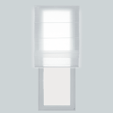 Tenda a pacchetto INSPIRE Elfi bianco 80x250 cm