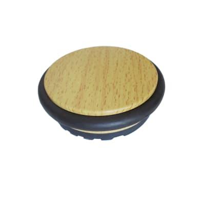 Fermaporta in legno