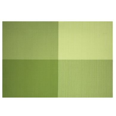 Tovaglietta americana Squares verde 45x30 cm