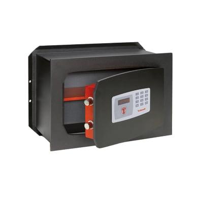 Cassaforte con codice elettronico TECHNOMAX TE/3 da murare L 34 x P 20 x H 21 cm