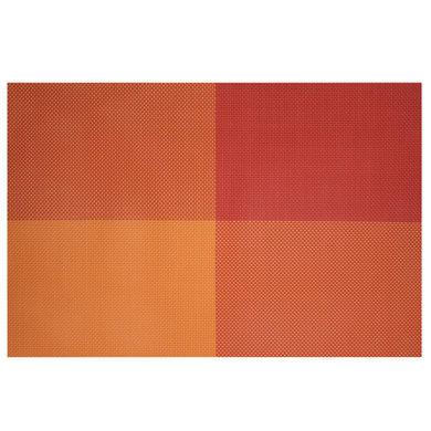Tovaglietta americana Squares arancione 45x30 cm